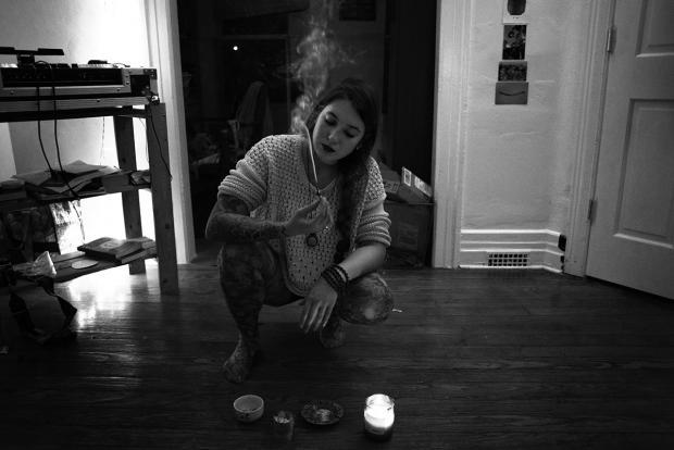 Artist Profile: Anya Klapischak Explores Spirituality With Ayahuasca