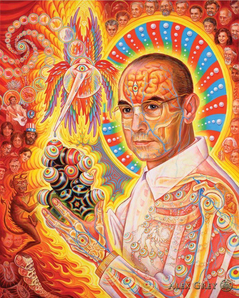 Albert Hofmann The Father Of LSD
