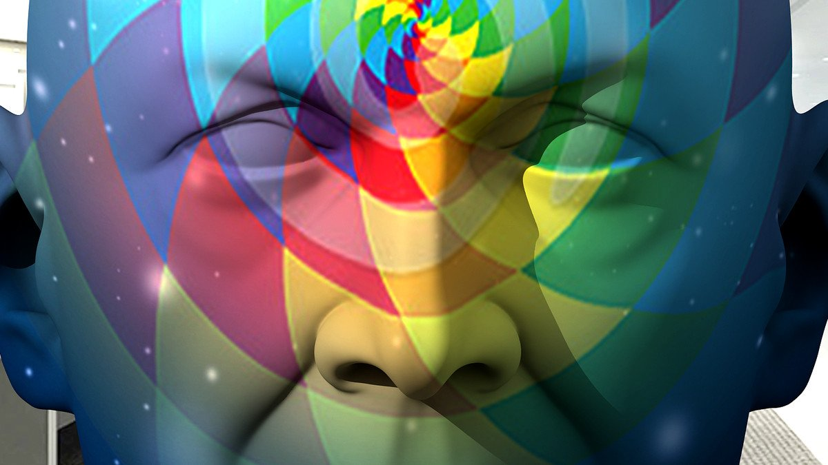 Wear This Technology To Experience Psychosis With Digital LSD