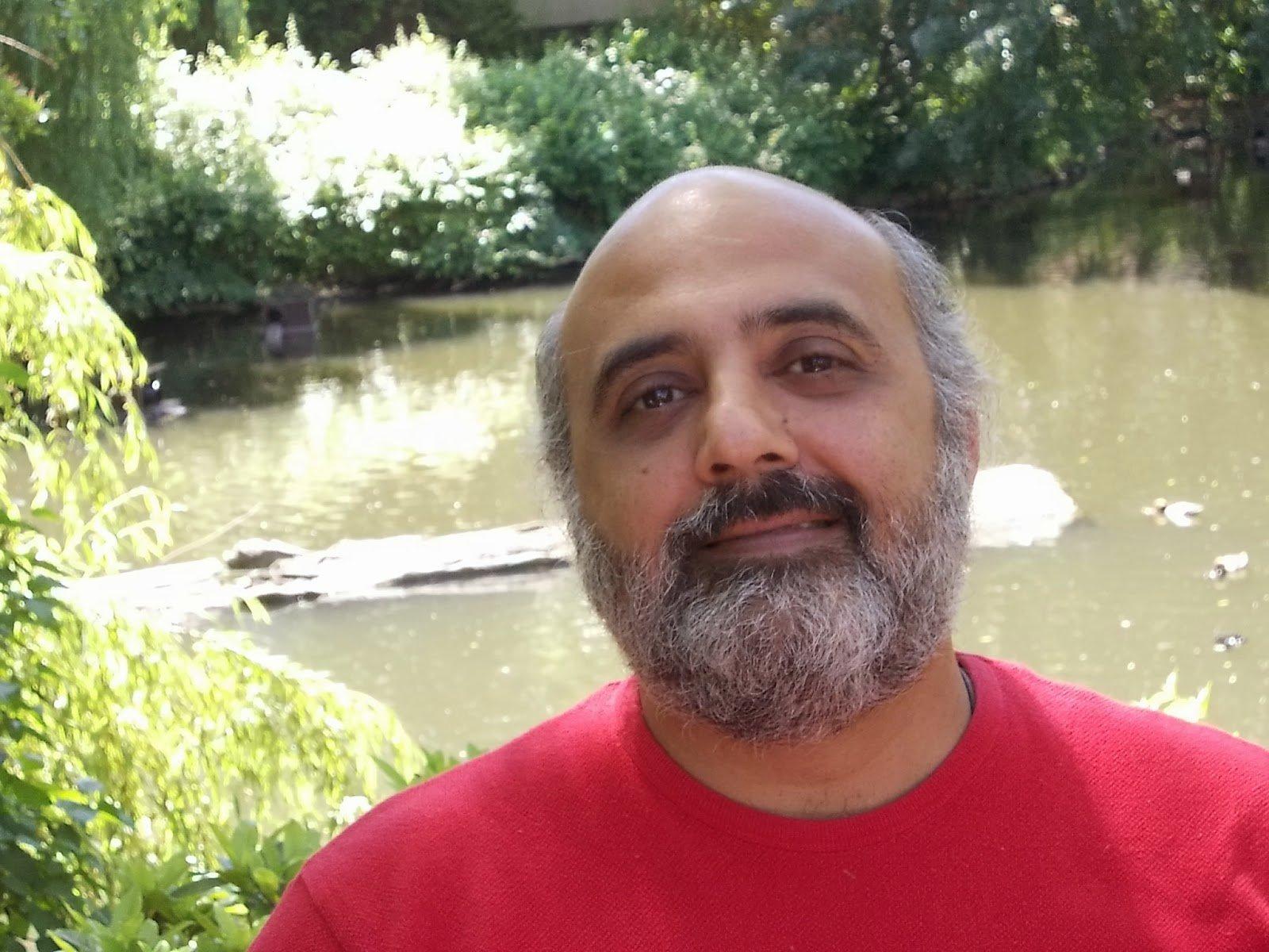 Wahid Azal of the Fatimiya Sufi Order