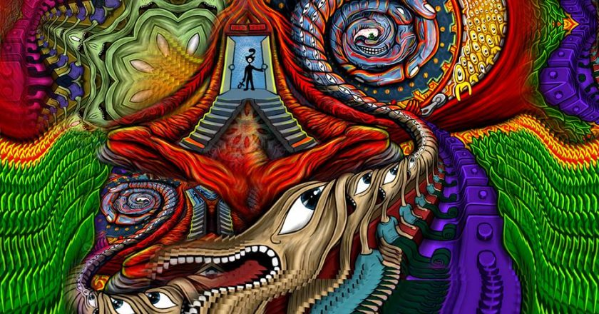 DMT: You Cannot Imagine a Stranger Drug or a Stranger Experience