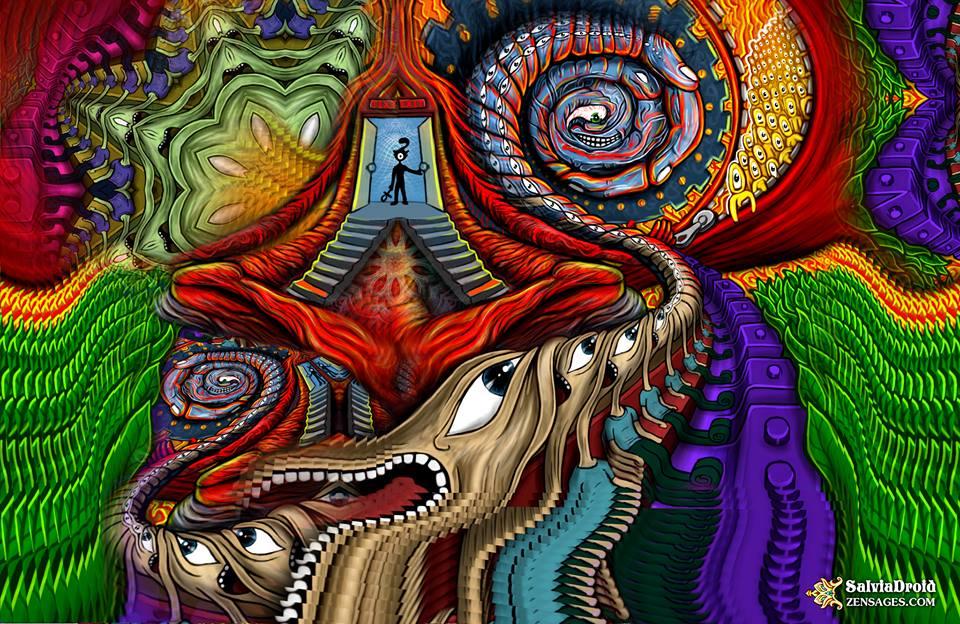 DMT: You Cannot Imagine a Stranger Drug or a Stranger Experience