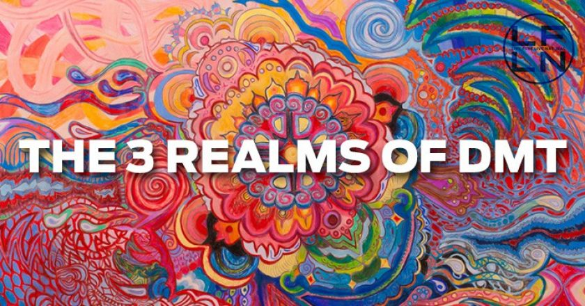 The 3 Realms of DMT