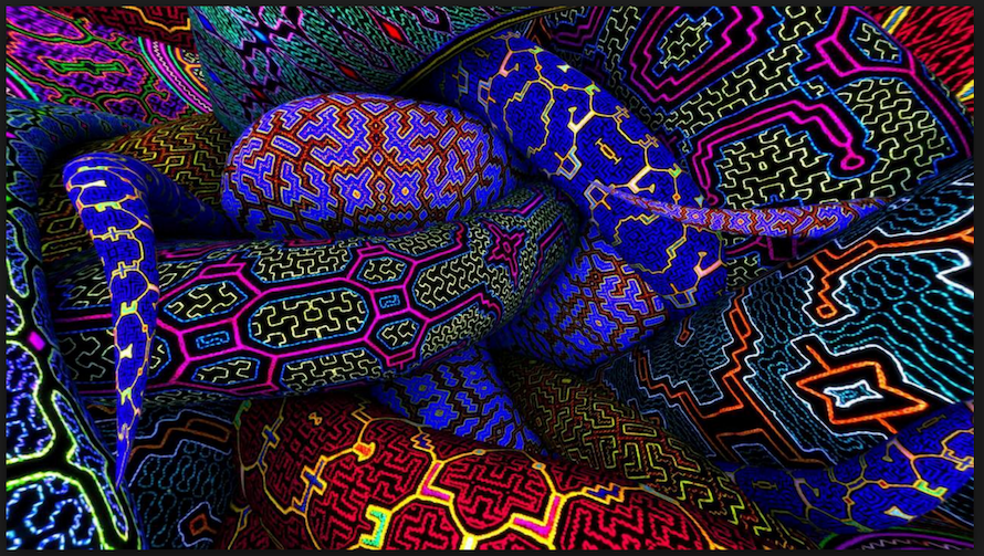 Ayahuasca and Alternate Dimensions of Reality