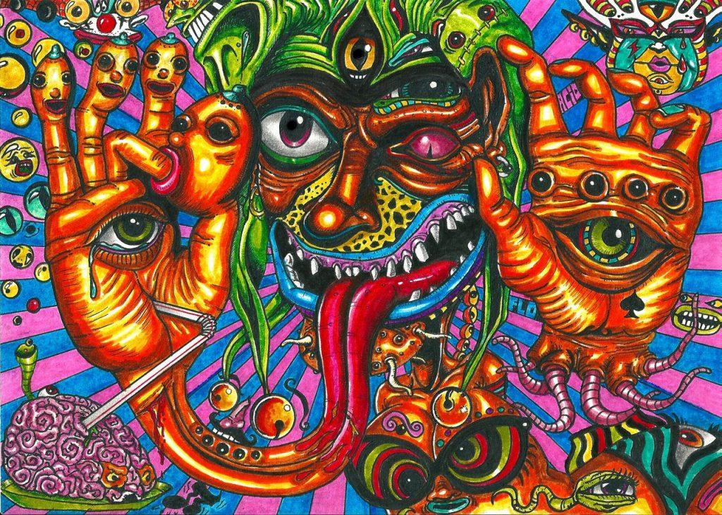 LSD My Problem Child by Albert Hofmann