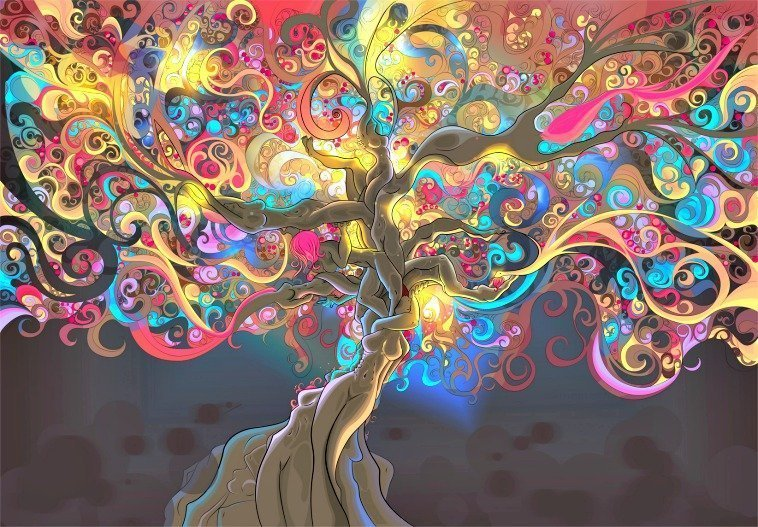 "The Egyptians Had Their Own Version Of Ayahuasca They Called ""The Tree Of Life"""