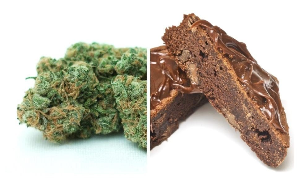 Cannabis is Key to Good Health When We Eat it vs. Smoke it