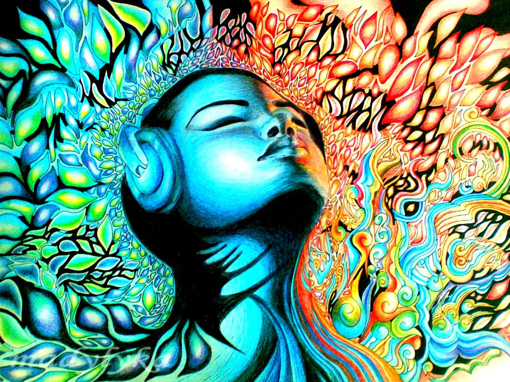 Psychedelics & Altered States Of Consciousness