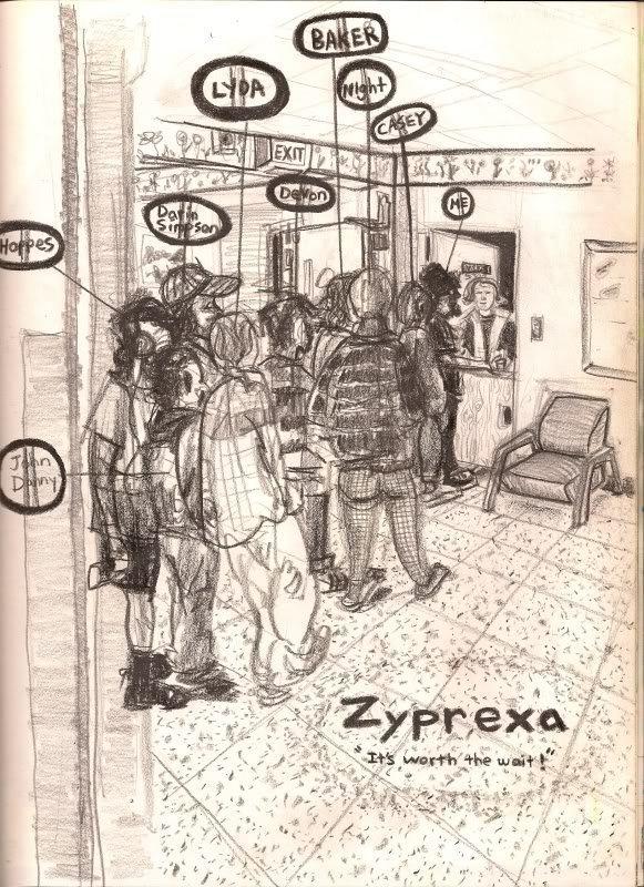 10MG ZYPREXA
