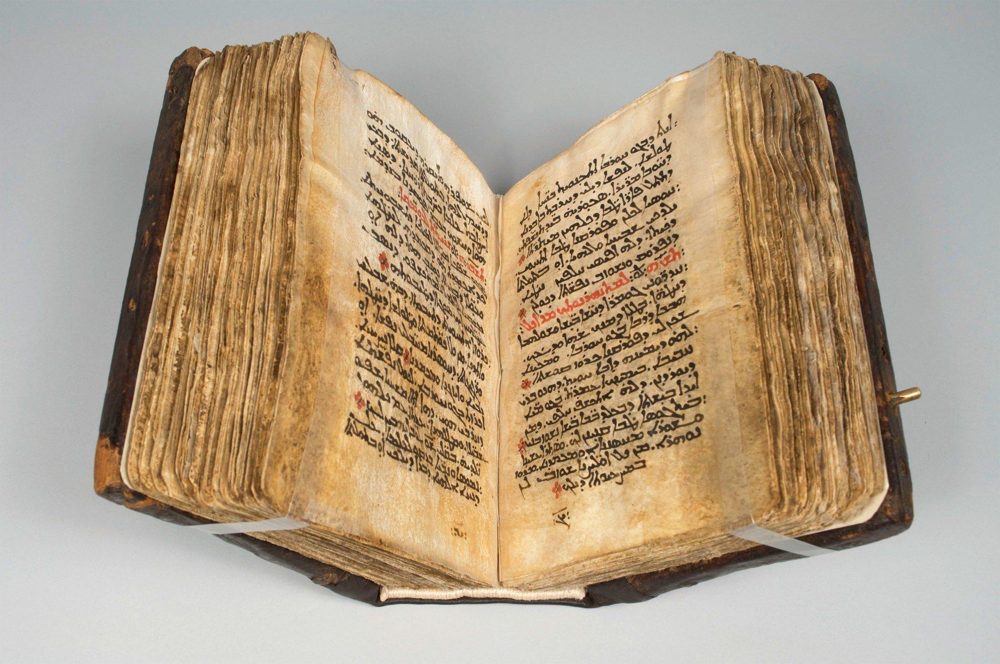 Medicine's Hidden Roots in an Ancient Manuscript