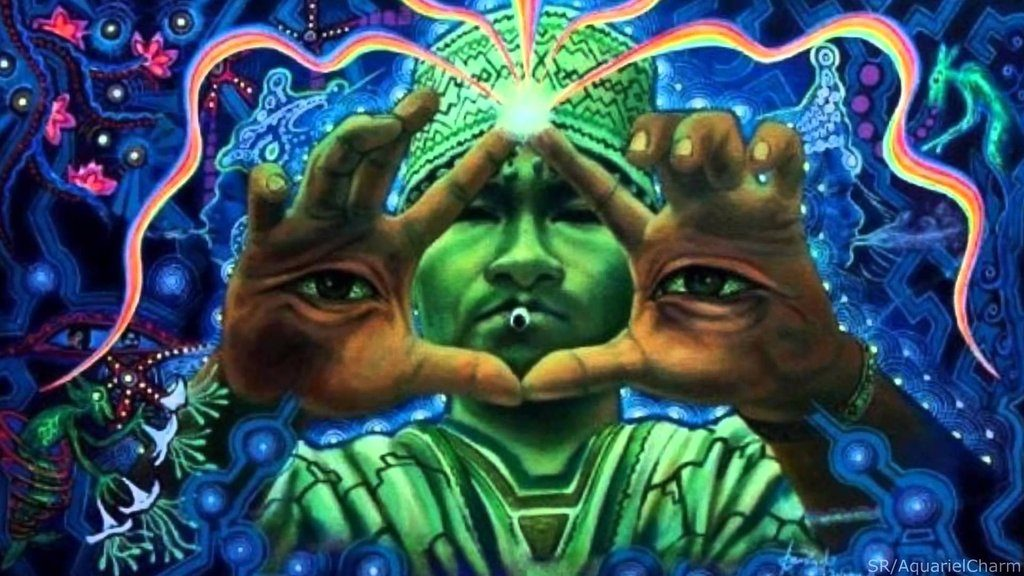 Ayahuasca and Human Destiny
