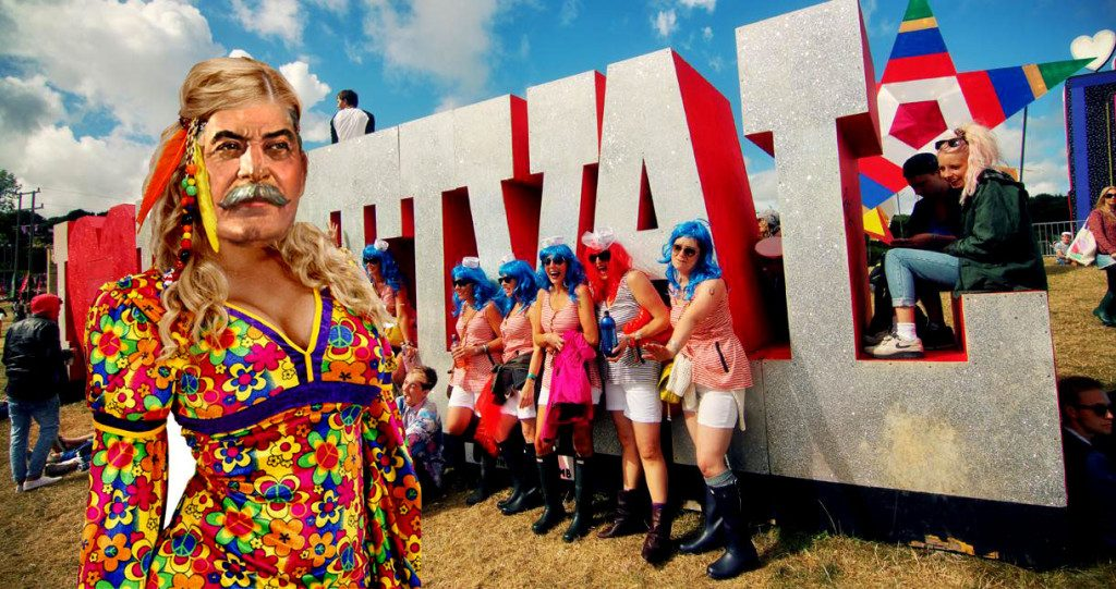 Bestival Is An Island Paradise Of Hippies, Nudists And Lucid Dreams