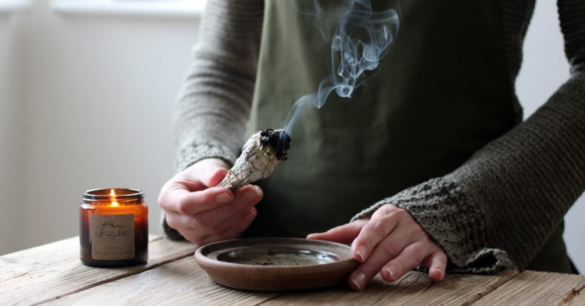 How To Use Sage For Ritual Cleansing