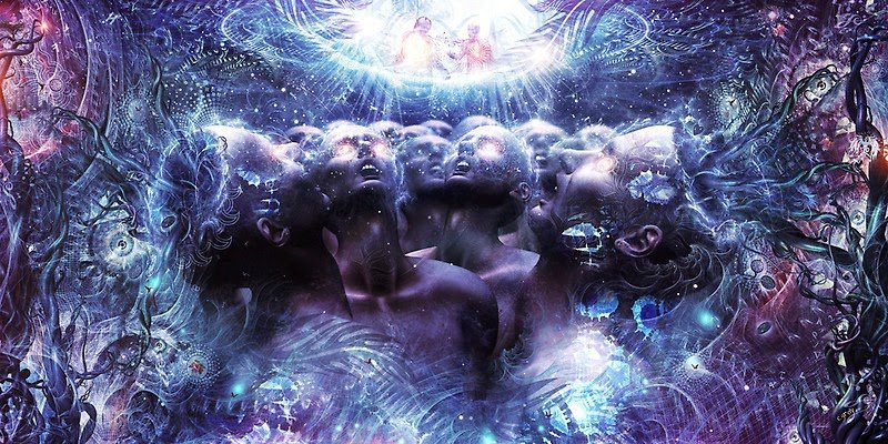Apparent Communication with Discarnate Entities Induced by DMT