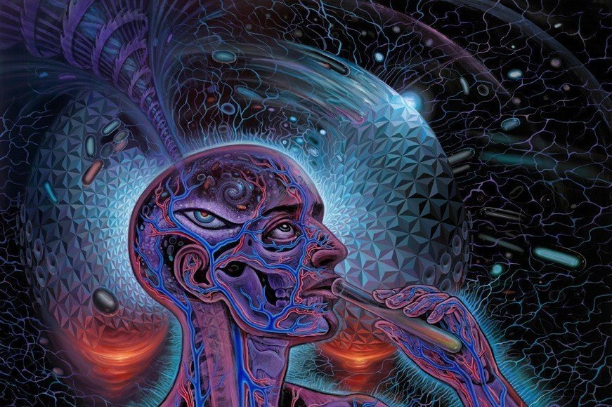 Can DMT really allow people to perceive another dimension of reality?