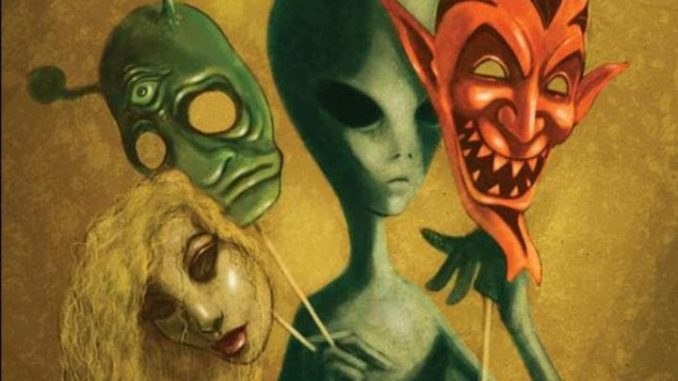 DMT, Aliens, and Reality - Part 1