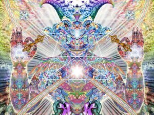 Reports of Contact with Entities in the DMT Space