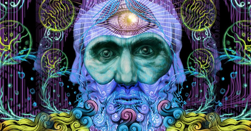 Do Entities From Another Universe Inhabit the Brains of Psychedelic DMT Users?