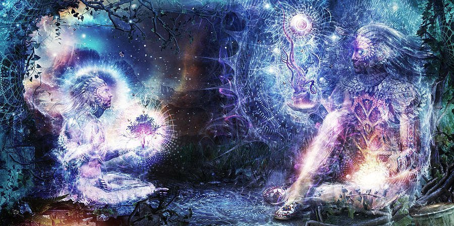 Discarnate Entities in the DMT Realm