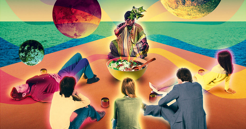 """Ayahuasca's Hollywood, Hip, Heavy Hallucinogen: """"It's Hardly What You Call Partying"""""""