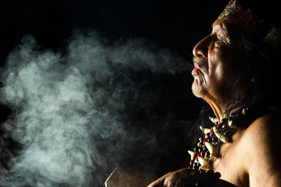 Ayahuasca: A Story of Death, Rebirth and Love
