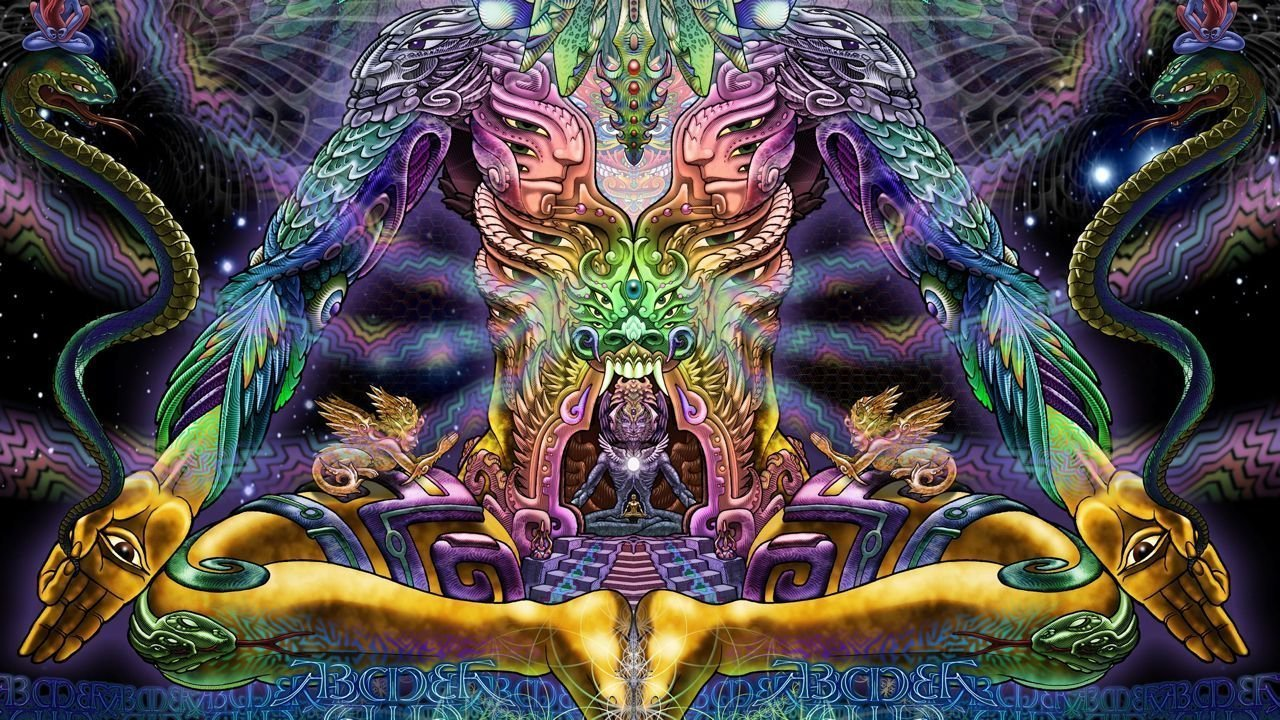 The Similarities Between Psychedelics and Meditation
