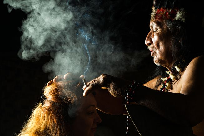 What A Shaman Sees In A Mental Hospital
