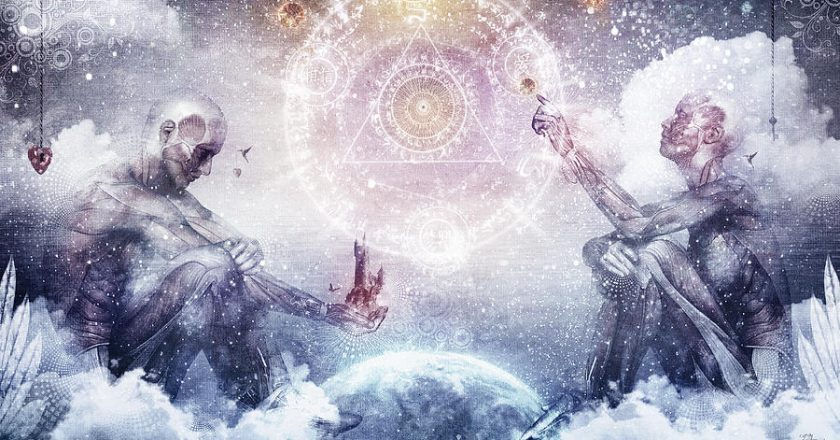 DMT Is Doing More For Afterlife Beliefs Than Religion In Today's Society