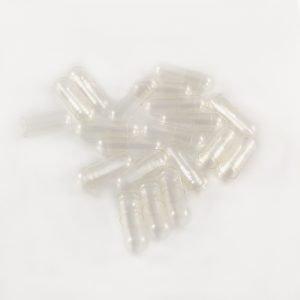 Spirit Molecule Store - Empty Gelatin Capsules
