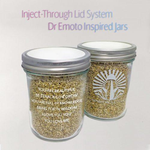 Spirit Molecule Grow Kits - Spirit Jar XL