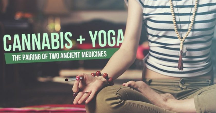 Cannabis Yoga and Meditation