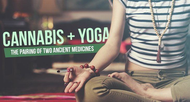 Cannabis Yoga and Meditation