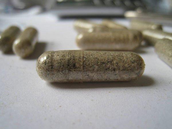 Psilocybin in Capsule Form